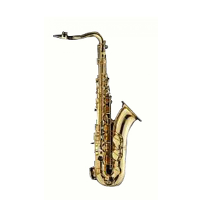 "Schagerl Tenor Saxophone ""model 66"" unlaquered with high F#"