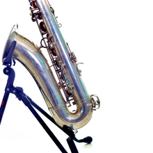 Load image into Gallery viewer, Silver Selmer Super Action 80 III Tenor Saxophone