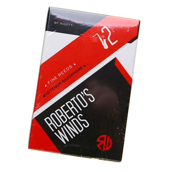 Roberto's Winds Tenor Saxophone reeds (box of 10)