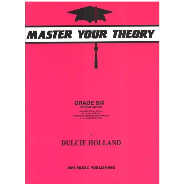 Master Your Theory - Gr6