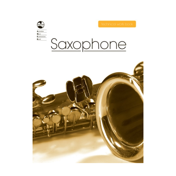 AMEB technical workbook saxophone