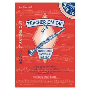 Teacher on Tap - Clarinet Bk1