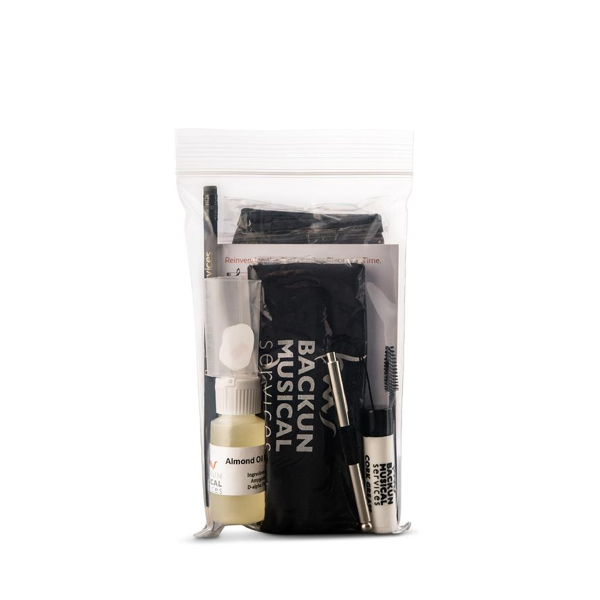 Backun Clarinet Care Kit (Synthetic)