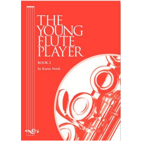 The Young Flute Player Book 2