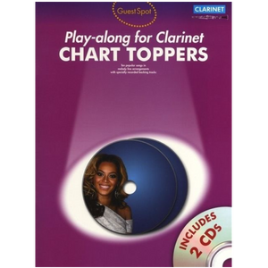 Guest Spot - Chart Toppers - Clarinet