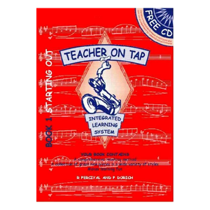Teacher on Tap - Alto/Bari Sax - Bk1