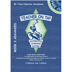 Teacher on Tap - Alto/Bari Sax Bk3