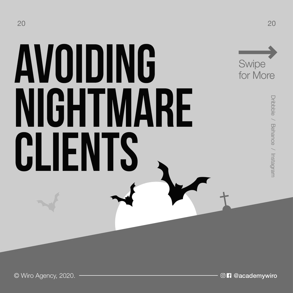 How to Spot Nightmare Clients