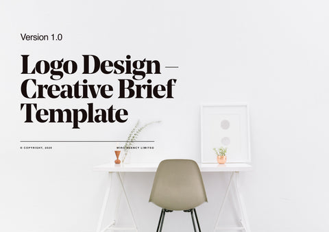 Logo Design Creative Brief Template