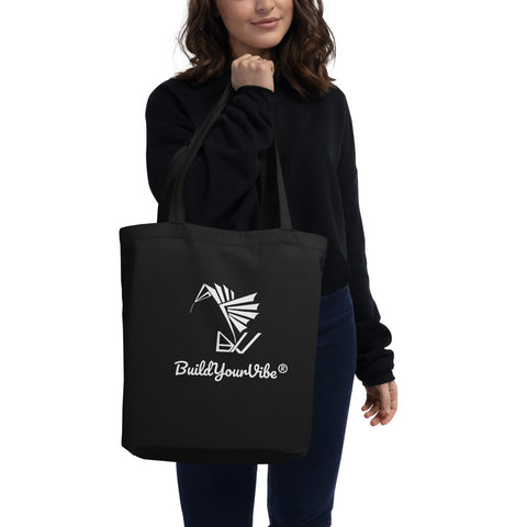BuildYourVibe® Eco Tote Bag