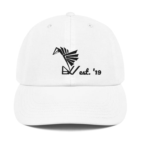 BuildYourVibe® Champion Dad Cap