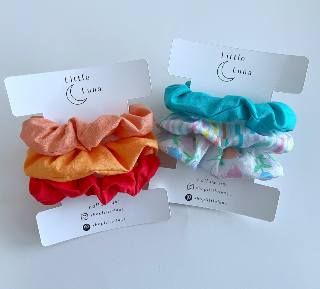 Scrunchie Super Set #4
