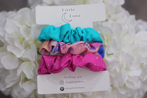 Summer Love Scrunchie Set