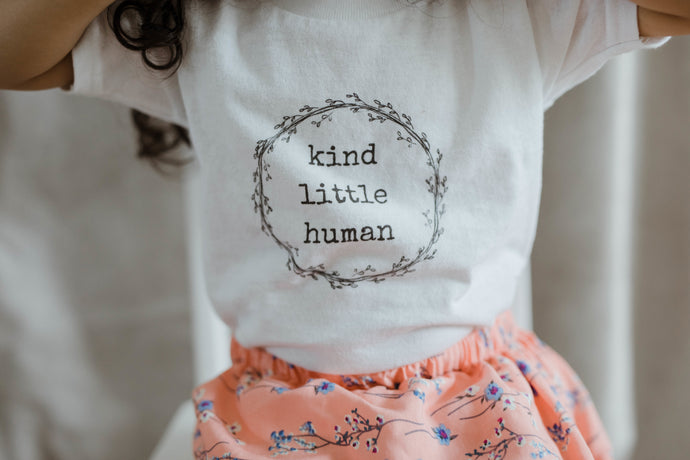 Kind Little Human Shirt