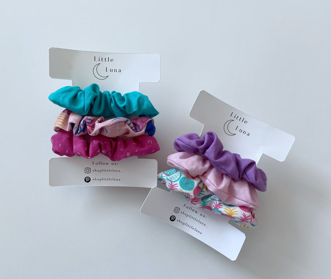 Scrunchie Super Set #1