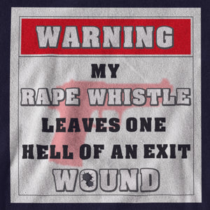 Women's Exit Wound Tee - JW's Printing & Apparel