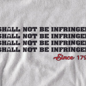Shall Not Be Infringed Tank - JW's Printing & Apparel
