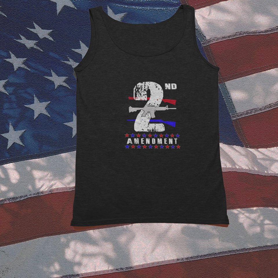 2nd Amendment Tank - JW's Printing & Apparel