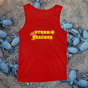 Storm the Beaches Tank - JW's Printing & Apparel