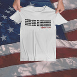 Women's Shall Not Be Infringed Tee - JW's Printing & Apparel