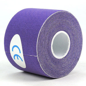 5M Breathable Waterproof Kinesiology Therapeutic Tape