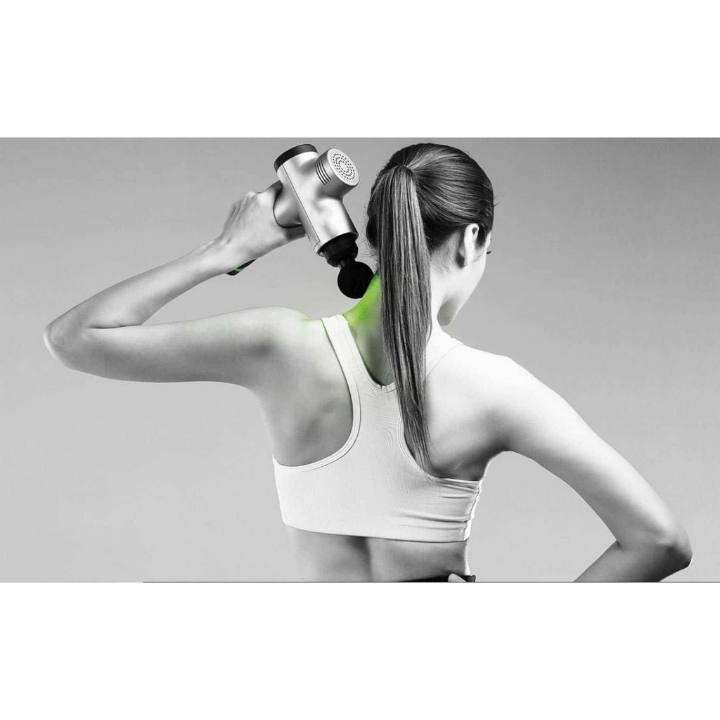 Neck Massage - Massage Gun - ZAQSA