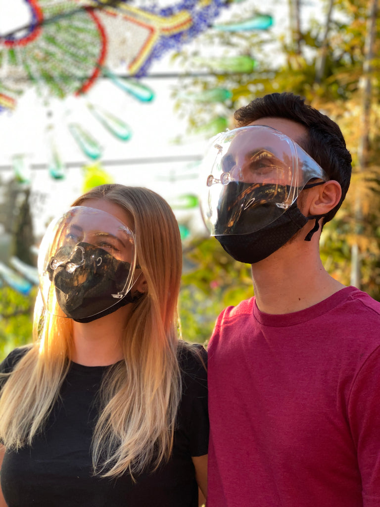 Organic Face Shield
