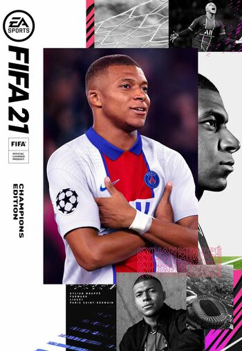 FIFA 21 Champions Edition UK XBOX One CD Key