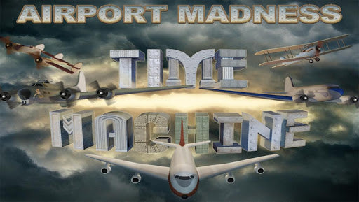 Airport Madness: Time Machine Steam CD Key