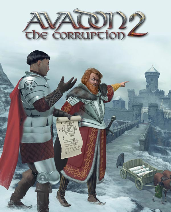 Avadon 2: The Corruption Steam CD Key