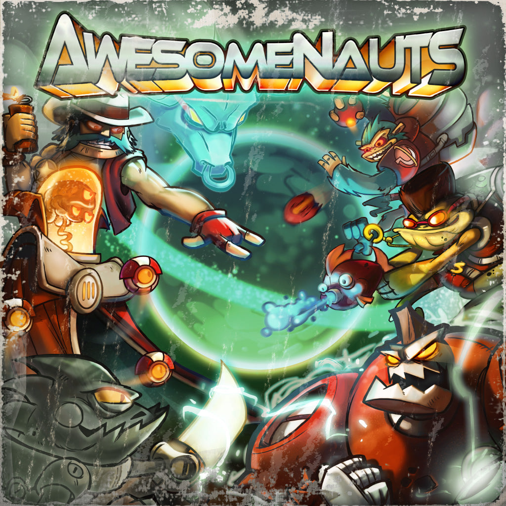 Awesomenauts Steam CD Key