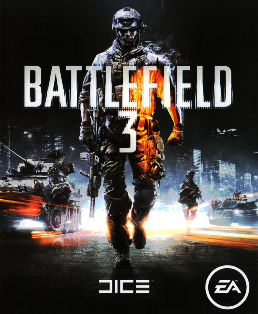 Battlefield 3 - Premium DLC Origin CD Key