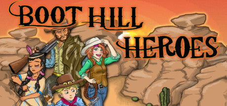 Boot Hill Heroes Steam CD Key