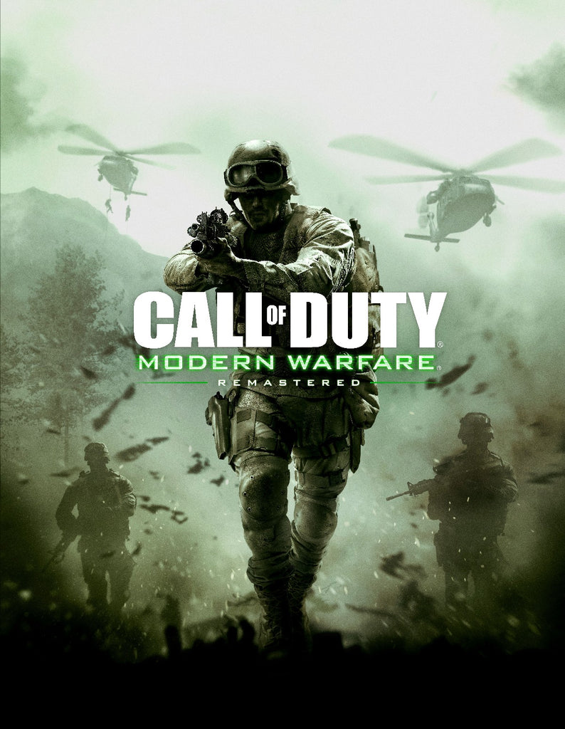 Call of Duty: Modern Warfare Remastered US PS4 CD Key