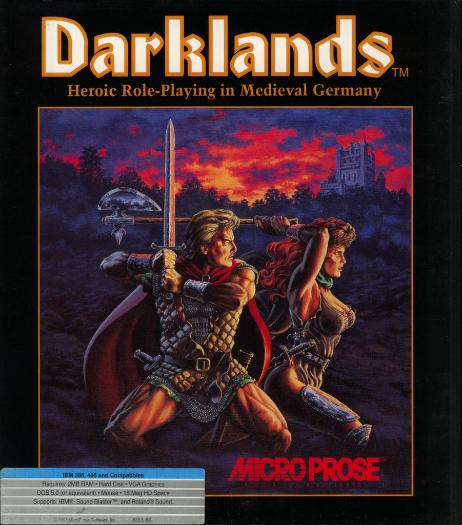 Darklands Steam CD Key