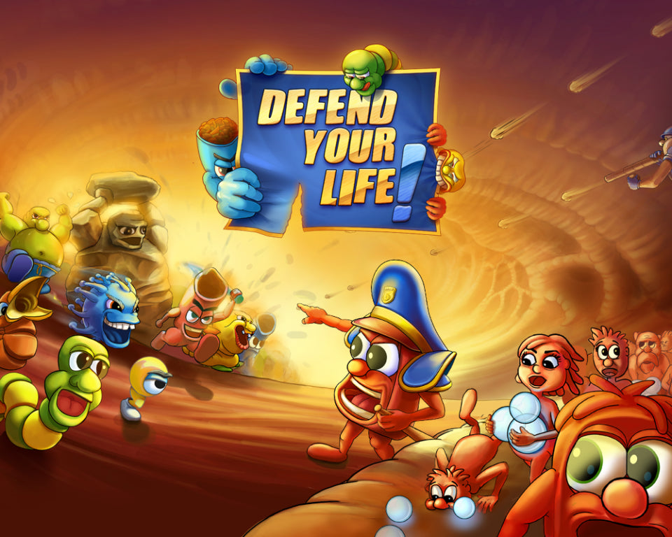 Defend Your Life Steam CD Key