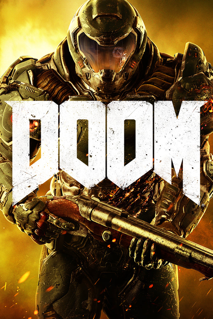 Doom EU XBOX One CD Key