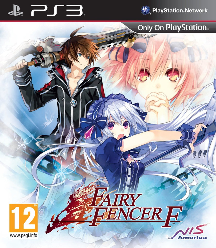Fairy Fencer F Steam Gift