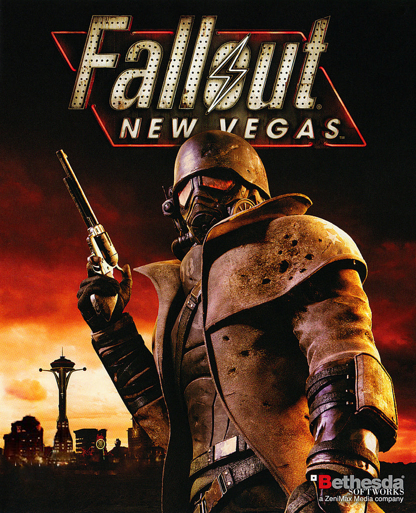 Fallout: New Vegas Ultimate Edition PL/CZ/SK/HU Steam CD Key