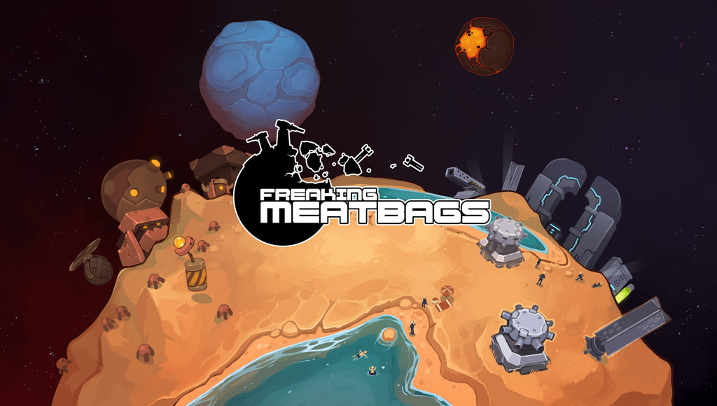 Freaking Meatbags Steam CD Key