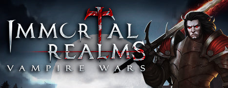 Immortal Realms: Vampire Wars EU PS4 CD Key