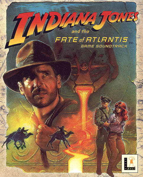 Indiana Jones and the Fate of Atlantis Steam CD Key