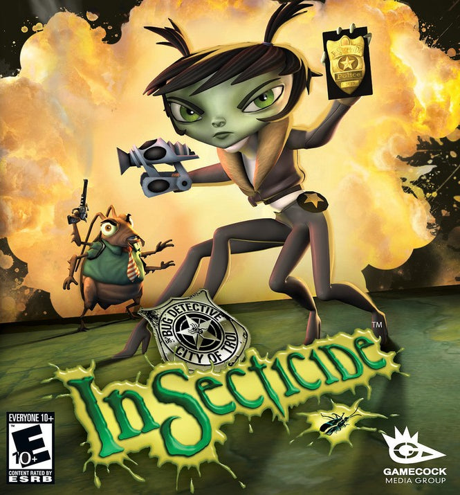 Insecticide Part 1 Steam CD Key