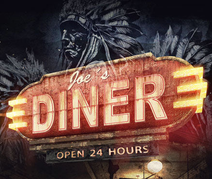 Joe's Diner Steam CD Key