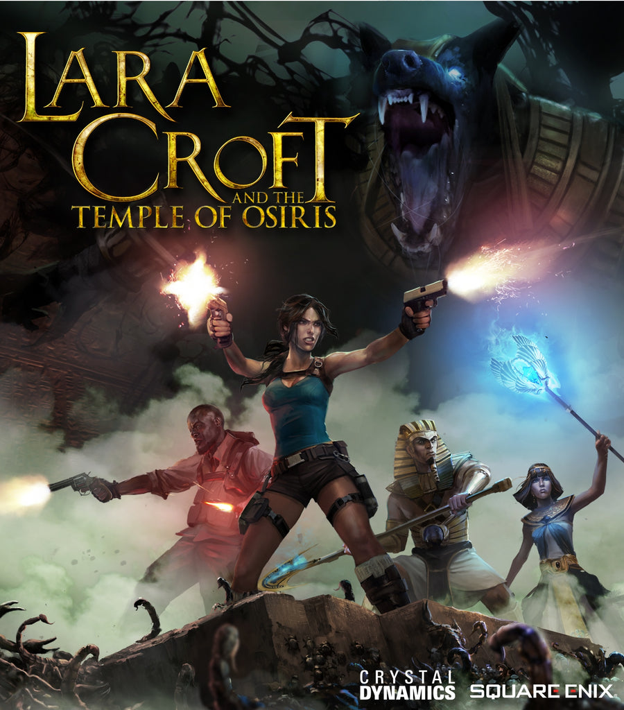 Lara Croft and the Temple of Osiris Steam CD Key