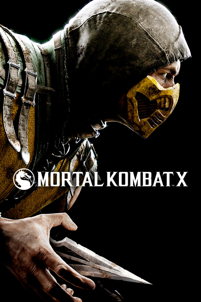 Mortal Kombat X EU Steam CD Key