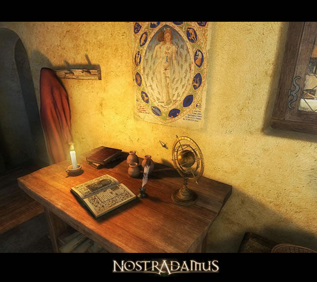 Nostradamus: The Last Prophecy Steam CD Key