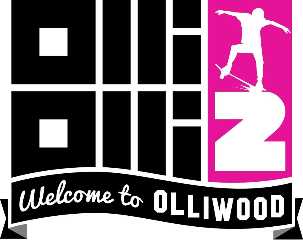 OlliOlli2: Welcome to Olliwood Steam CD Key