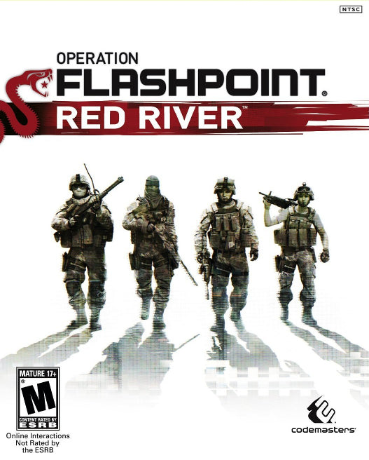 Operation Flashpoint: Red River Steam CD Key