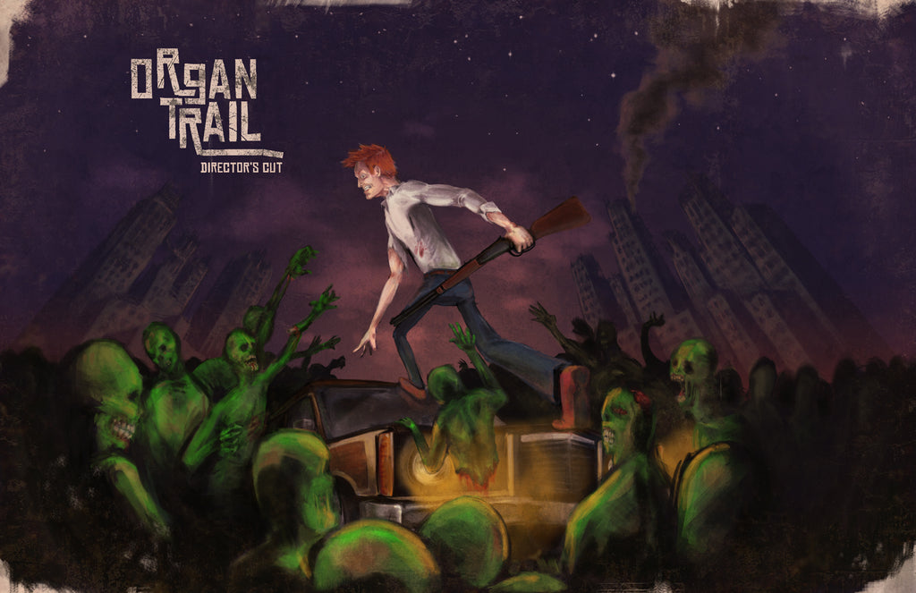 Organ Trail: Director's Cut Steam CD Key